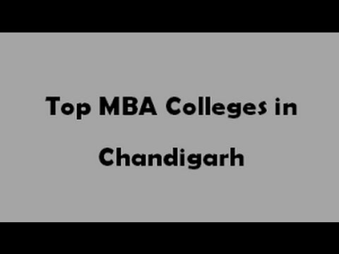 Top 10 MBA Colleges in Chandigarh