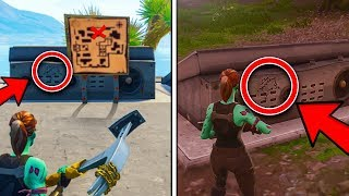 I found a SECRET for the Wailing Woods Bunker.. (Fortnite Battle Royale)