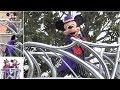 ºoº [イケメンミッキー編集版] TDL ディズニーランド ハロウィーン・ポップンライブ 2016 Halloween Pop'n Live parade Mickey