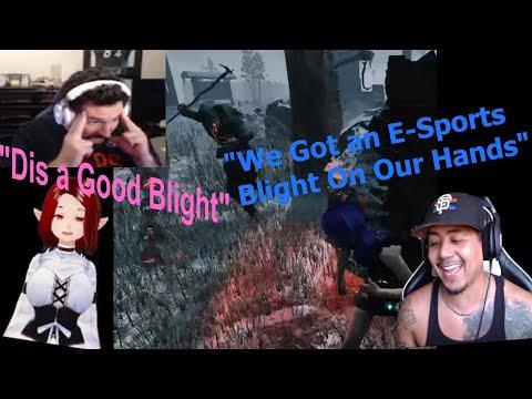 Streamers VS My Blight [Dead by Daylight]  