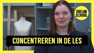 90 minuten stilzitten? | DREAM SCHOOL | De les van Kasper van der Meulen