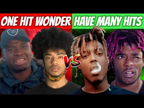 ONE HIT WONDERS vs RAPPERS WHO ALWAYS DROP HITS! (2020 Edition)