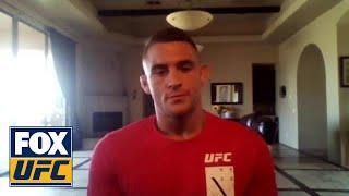 Dustin Poirier talks to UFC Tonight | INTERVIEW | UFC TONIGHT