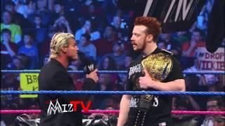 "The Miz presents ""Miz TV"" with special guest Sheamus: SmackDown, Sept. 28, 2012"