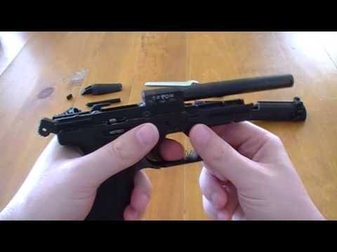 Walther P22 Review - Field Strip
