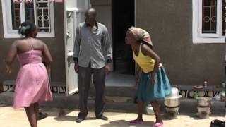 Kansiime Anne enjoys a good beating