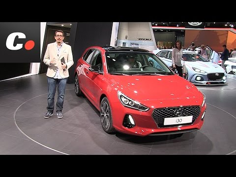 Hyundai i30 2017 N Concept RN30 Saln de Par s 2016 Mondial de l Automobile coches.net