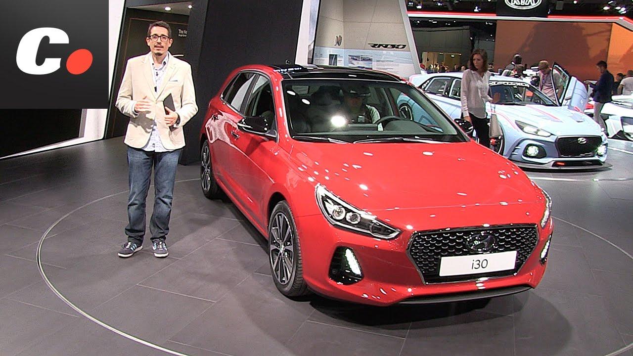 Hyundai i30 2017 n concept rn30 sal n de par s 2016 mondial de l 39 automobile - Salon de l auto paris 2017 date ...