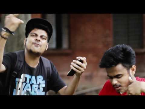 GOOD DEEDS BAD DEEDS | INSOV | sov n Insane| 2017 new rap| DHANBAD