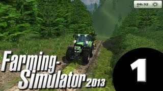 [REDIFFUSION] Farming Simulator 2013 I On s