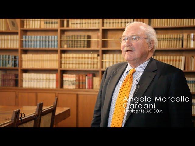 Angelo Marcello Cardani - Profilazioni che fanno paura?