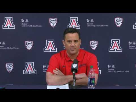 Arizona Basketball Sean Miller Statement
