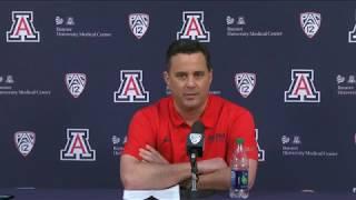 Arizona Basketball Sean Miller Statement