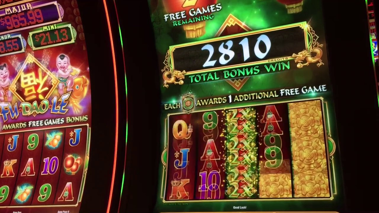 Free Bonus Slot