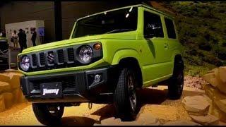 видео Suzuki Jimny для Европы