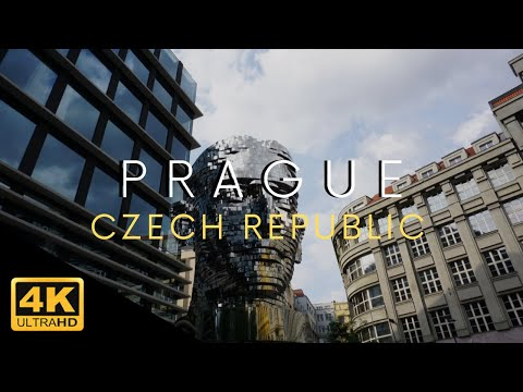 Prague Czech Republic Things To Do & Travel Guide 4K