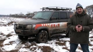 Тест УАЗ Патриот 78000 км пробега  Жизнь потрепала