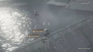 nier automata fishing guide coelacanth