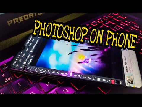 Adobe Photoshop In Android Phone Free 2020