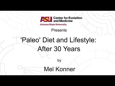 'Paleo' Diet and Lifestyle: After 30 Years | Mel Konner