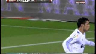 barcelona 0 1 real madrid final copa del rey 2010 2011