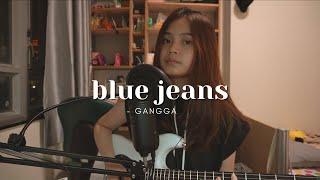 Download blue jeans - gangga   #seivabelcover