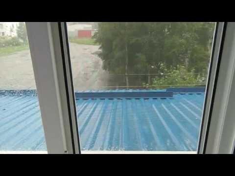 Насколько пластиковые окна защищают от шума