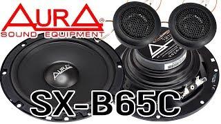 Компонентная акустическая система AURA SX B65C, распаковка, обзор комплектации, прослушивание
