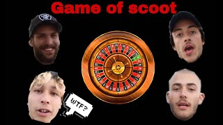 GAME OF SCOOT LA ROULETTE INFERNALE