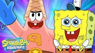 Patrick-Man: Defender of Bikini Bottom!  | SpongeBob