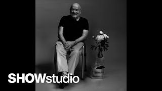 In Fashion: Peter Lindbergh interview, uncut footage