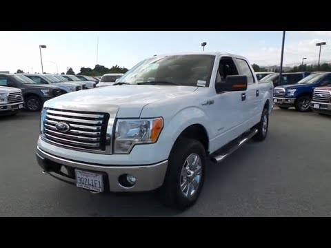 2011 Ford F-150 San Jose, Morgan Hill, Gilroy, Sunnyvale, Fremont, CA 385728