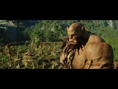 Vidéo Warcraft Le Commencement / Durotan et Orgrim discutent - rôle : Durotan