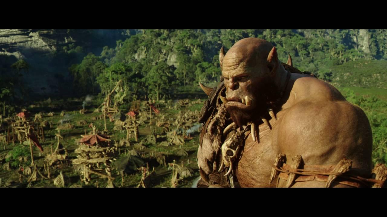 """Warcraft Le Commencement / Extrait """"Durotan et Orgrim discutent"""" VF [Au cinéma le 25 Mai 2016]"""