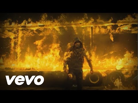 Godsmack - Bulletproof (Music Video)