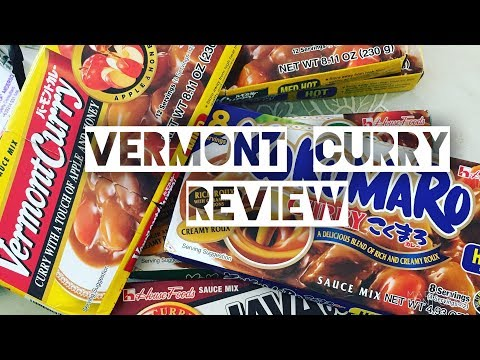 Japan's Vermont Curry Review from House Foods Group Inc (Primer Philippines) - Nay or Yay?