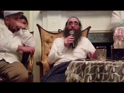 הרב פינטו- הבדלה במנהטן