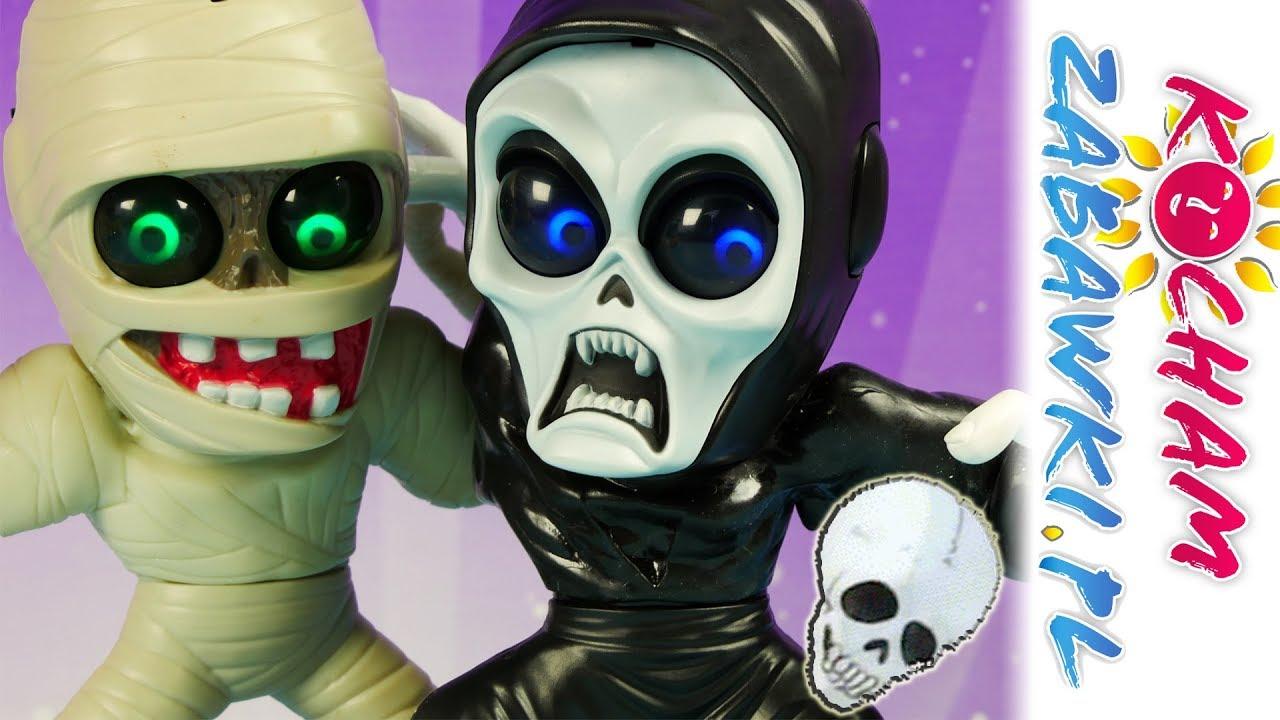 Stretch Screamers • Straszne stwory na Halloween! • Bajki po polsku