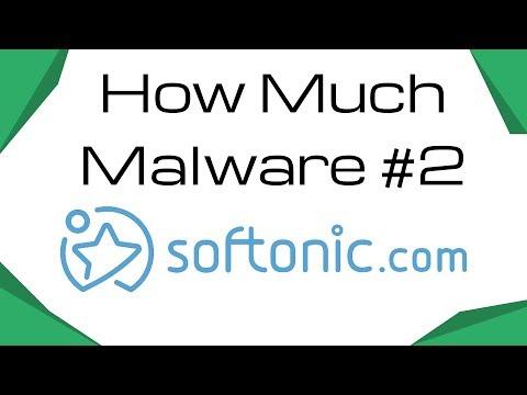 How Much Malware #2 - Softonic