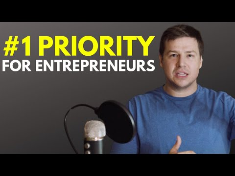 top-priority-for-entrepreneurs