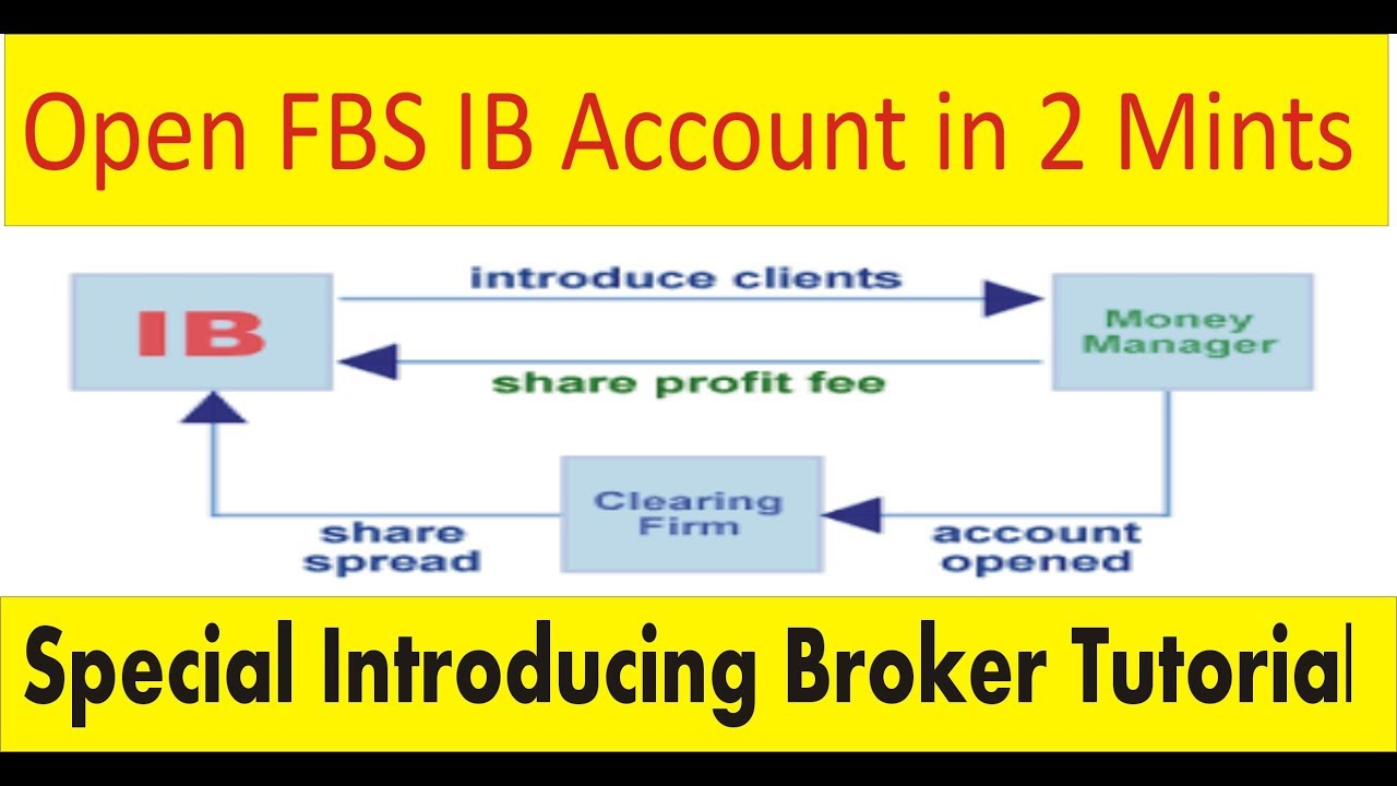 Forex broker partner