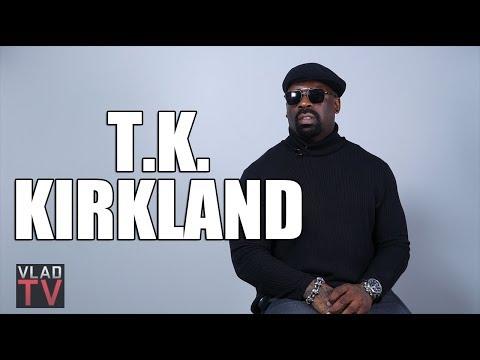 TK Kirkland on Quincy Jones Saying Richard Pryor's Gay: Quincy Must Be Gay (Part 4)