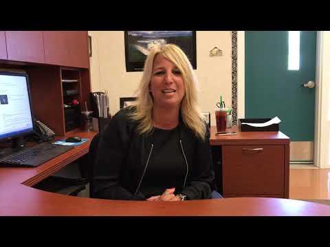 Almond Grove Elementary School Principal Christina Edwards