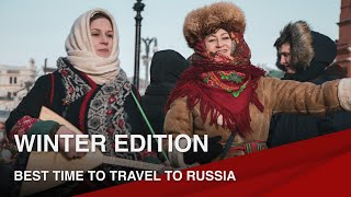 Best Time to Travel to Russia I Winter Edition