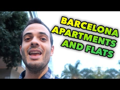 CHECKING BARCELONA FLAT AND APARTMENT - SPANISH LIFESTYLE DAILY VLOG #81