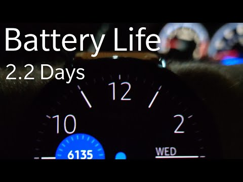 Active 2 Battery Life - How Long Does It Last?