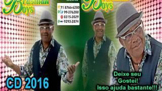 Brasilian Boys CD 2016 Completo
