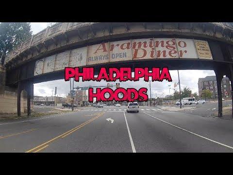 PHILADELPHIA HOODS | Port Richmond Pt.1