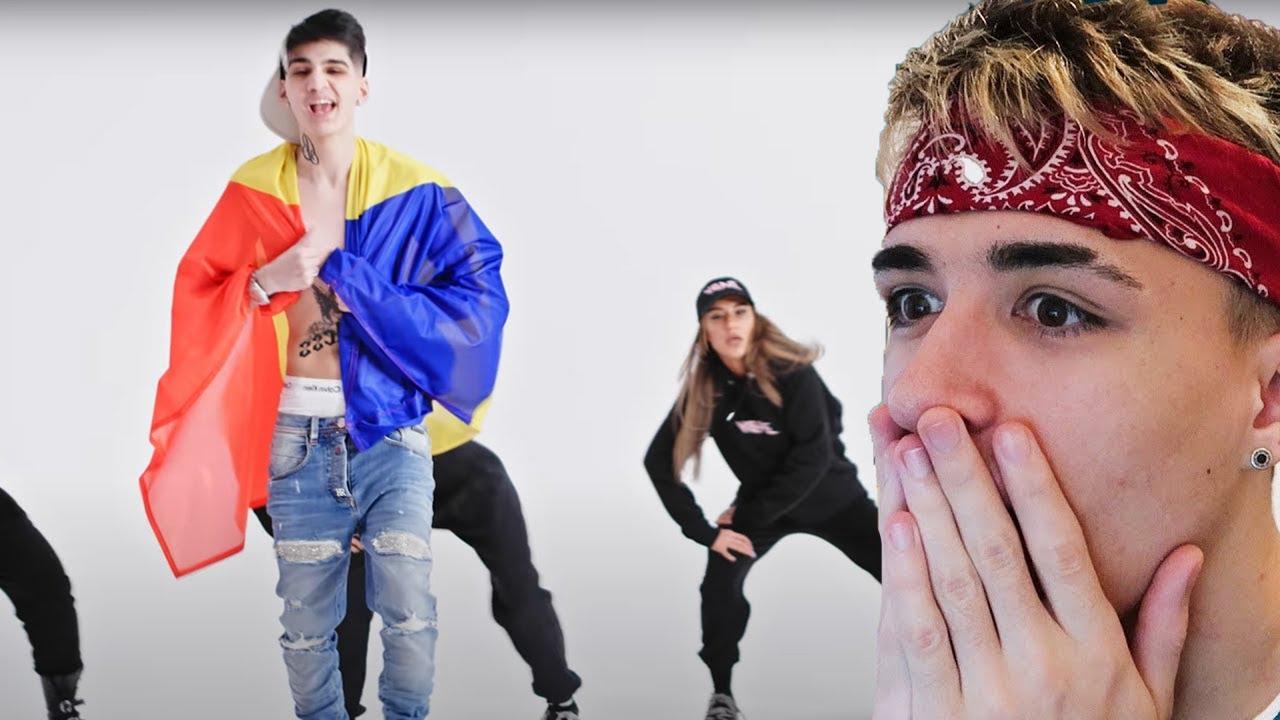 Download REACTIONEZ LA - abi - Diss Romania (Official Music Video)