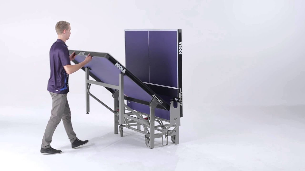 Joola Atlanta Table Tennis Table Youtube